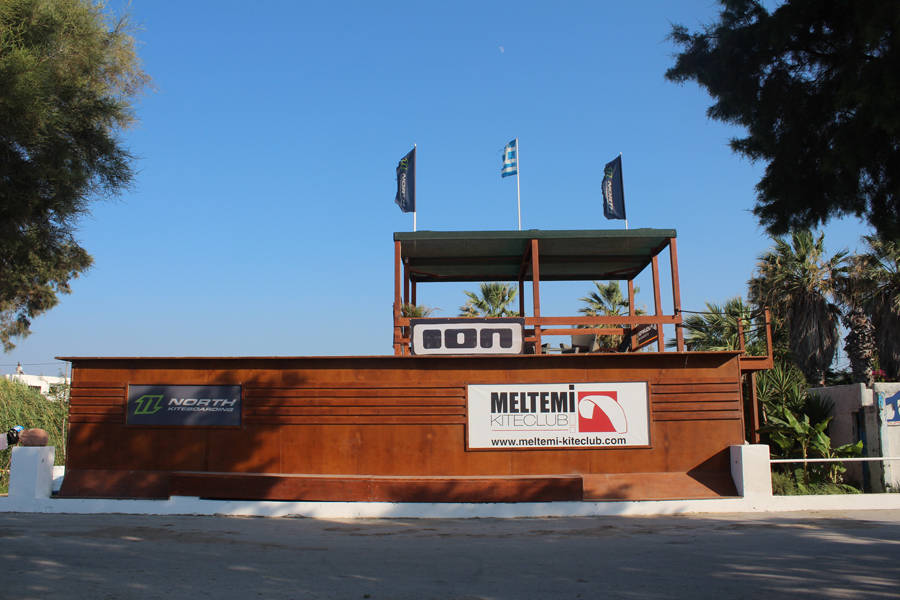 Fanes Kite-Center Meltemi-Power